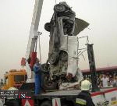سه کشته درتصادف دو خودروی پژو در جاده یاسوج به اصفهان