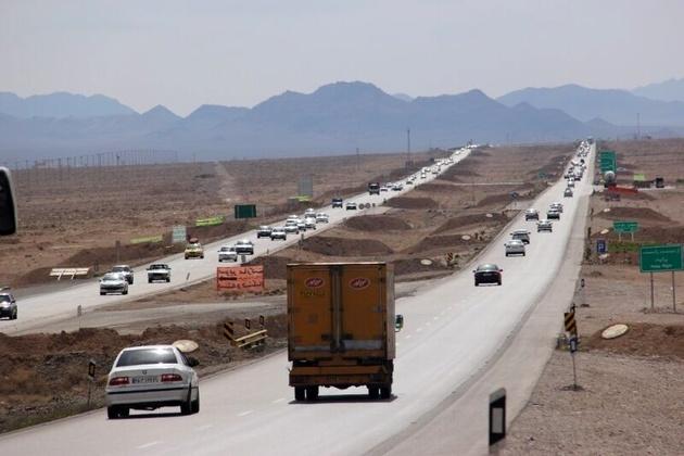 افزایش ۲۶.۲ درصدی تردد در جاده های برون شهری کشور