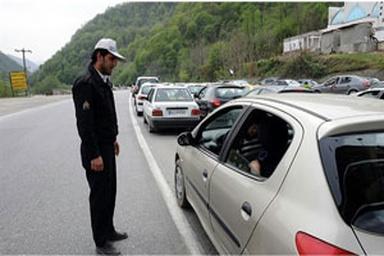 جزئیات ممنوعیتهای ترافیکی محورهای مواصلاتی