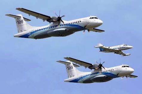 مراحل پایانی تست هواپیماهای ATR برای ورود به ایران