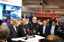 افتتاح بیست و یکمین نمایشگاه صنایع دریایی و دریانوردی کشور در قشم