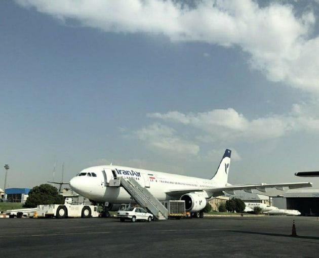 بازگشت ایرباس «هما» برای پشتیبانی  پروازهای حج