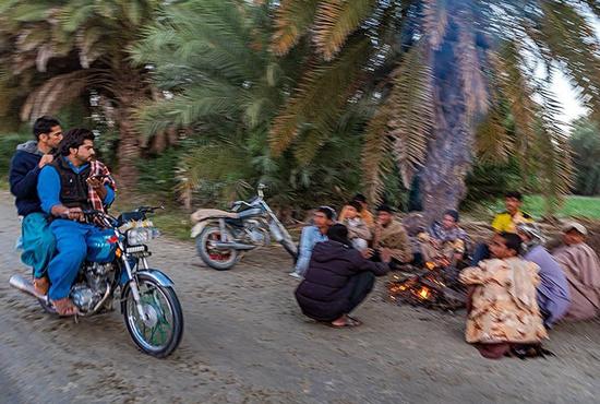 تصاویر| مناطق سیل زده دشتیاری چابهار