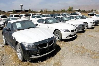 ترخیص خودروهای وارداتی با وجود ممنوعیت واردات