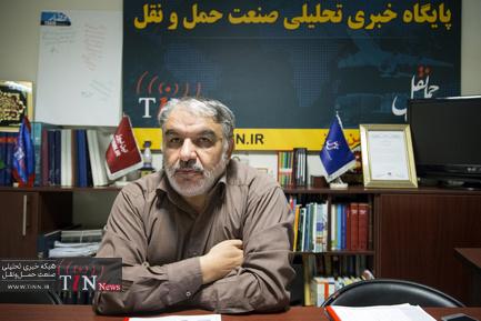 محمد نعيمي پور - رئيس هيات مديره شركت راه آهن شهري تهران و حومه (مترو)