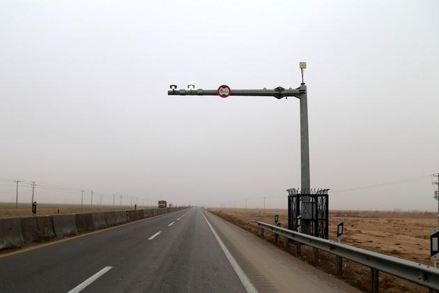 تخلف سرعت در جاده های خراسان رضوی کاهش یافت