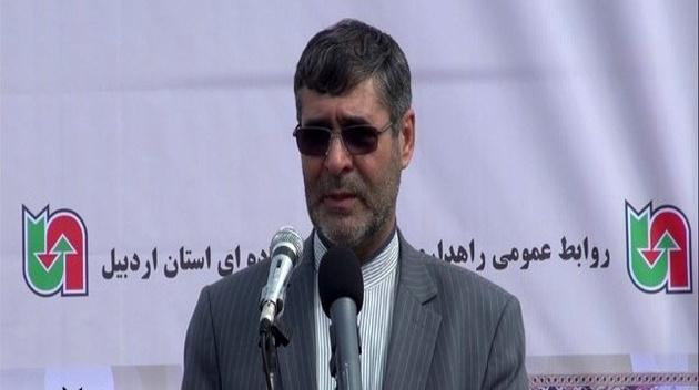 جابجائی یک میلیون و 609 هزارتن کالا در استان اردبیل