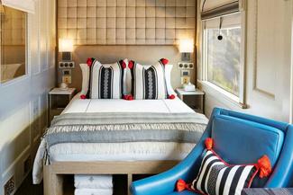 گزارش تصویری/ سفر را با لوکس ترین قطارهای دنیا تجربه کنید
