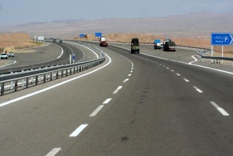 چهار کیلومتر از چهارخطه گچساران - بابامیدان آماده بهره برداری شد