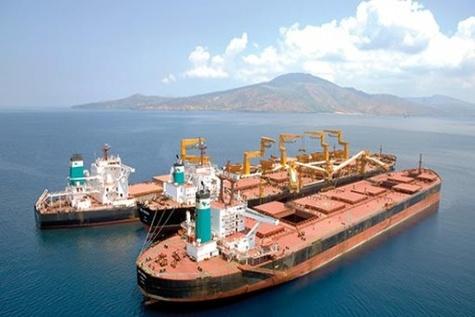 کشتیهای نسل چهارم، رمز موفقیت معدنی استرالیا