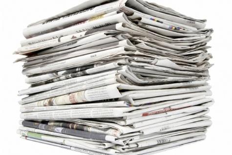 صفحه اول روزنامه های امروز / ۱ بهمن