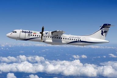 Iran Air takes delivery of its first four ATR 72-600s