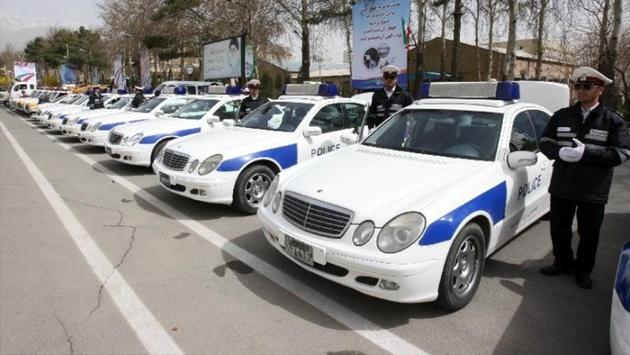 شروع رزمایش ترافیکی نوروزی پلیس راه مازندران