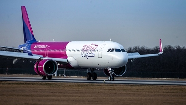 Wizz Air to launch operations from Edinburgh