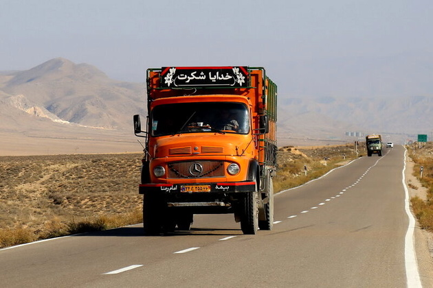 حمل بیش از ۴۴۵ هزار تن محصولات کشاورزی سیستان و بلوچستان