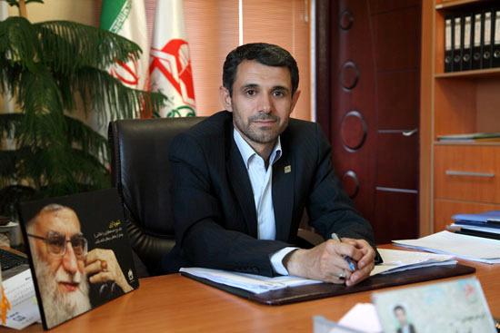خط ریلی اردبیل به شبکه ریلی آذربایجان وصل می شود