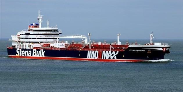 نفتکش انگلیسی در تنگه هرمز چرا توقیف شد؟