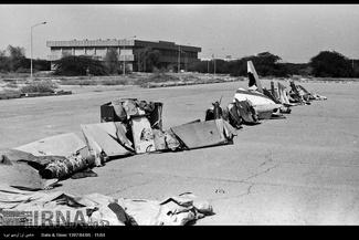 تصاویر/ روز سیاه آمریکا در خلیجفارس