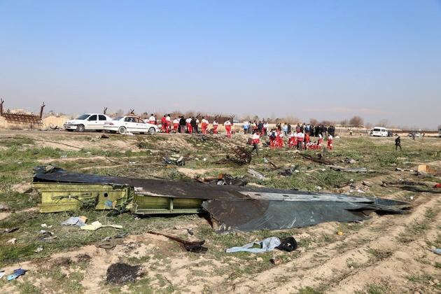 سقوط هواپیما به علت نقص فنی؛ دروغی که در توئیتر باور شده بود