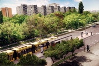 Work begins on Budapest tram extension