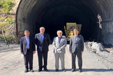 ظرف دو هفته آینده ۴۵۰ میلیارد تومان به پروژه تهران-شمال تزریق میشود