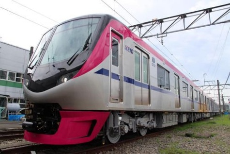 Keio Corporation receives new EMUs
