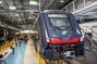 Hitachi Rail Italy rolls out first Rock EMU for Trenitalia