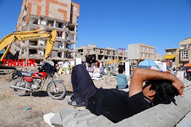 15 هزار واحد مسکن در زلزله اخیر تخریب شده است