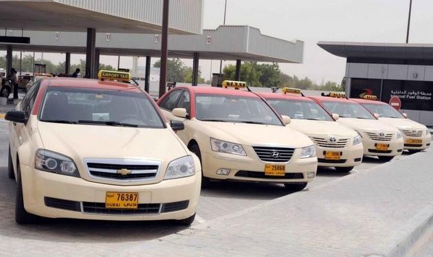 پرداخت الکترونیکی کرایه تاکسی در دوبی