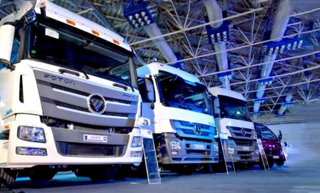 قیمت جدید کامیونهای ایران خودرو دیزل