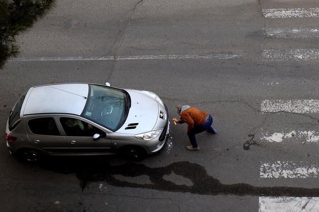 تشدید برخورد با مخدوش کردن پلاک در ساعات ممنوعه تردد