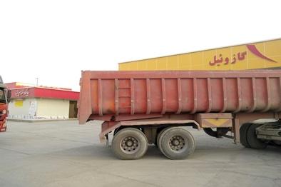 هرج و مرج در توزیع گازوئیل در جایگاه های سوخت + عکس