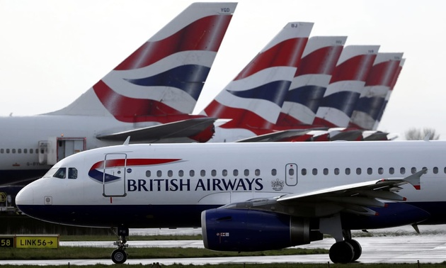 Britain's airlines, airports, aviation manufacturers ask government for help again