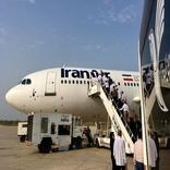 اعزام ۹۱۶ زائر با ۴ پرواز در فرودگاه بوشهر