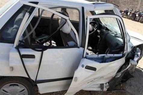 ۲ نفر در سوانح رانندگی استان سمنان جان باختند