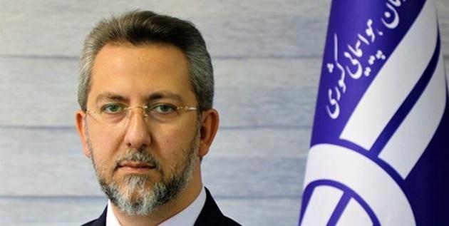 پروازهای ایران و ترکیه به ۵ درصد کاهش یافت