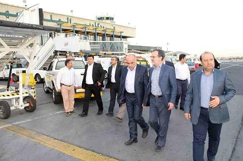 وزارت صنعت حامی تجهیزات ایرانی در صنعت هوانوردی است