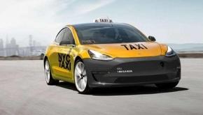 تاکسیهای هوشمند شرکت تسلا تا پایان ۲۰۲۰ آماده میشوند