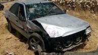 پنج نفر در تصادف رانندگی کشته و زخمی شدند
