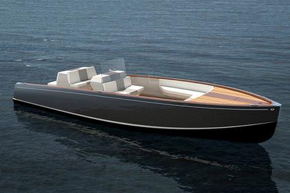 اولین قایق الکتریکی جهان با همکاری بی ام و رونمایی شد