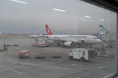قیمتهای متفاوت برای پرواز استانبول+ عکس