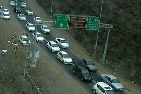 وضعیت راه های کشور/ 17 خرداد