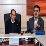تجلیل از مدیرکل راهداری و حمل و نقل جاده ای استان همدان