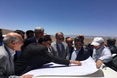 تصمیم گیری برای تامین اعتبار راه آهن گل گهر-شیراز