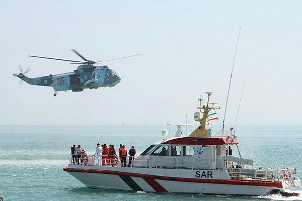 بهرهگیری از نیروهای مردمی در جستجو و نجات دریایی سواحل مازندران
