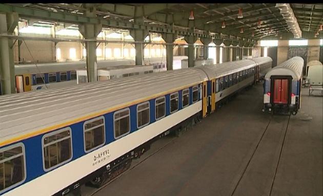 افزایش قطارهای مسافربری قم- تهران به هفت رام
