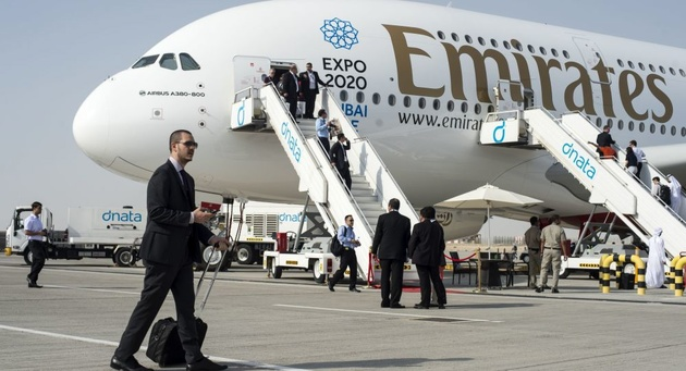 «امارات» تمام پروازهای مسافری خود را متوقف کرد