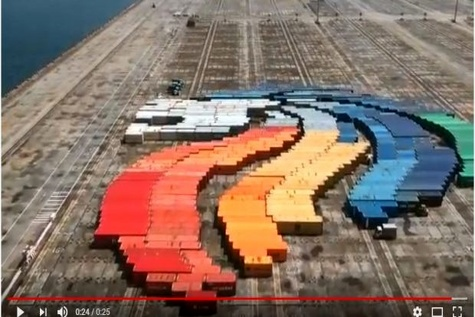 PSA sets Guinness World Record for largest container image