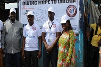APM Terminals Liberia participates in medical outreach program