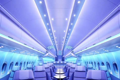 JetBlue to Launch A320 Family Airspace Cabin